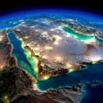 11   Азия. Аравийский полуостров, Красное море и Аденский залив