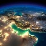 12   Азия. Персидский залив