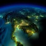 14   Азия. Полуостров Индокитай