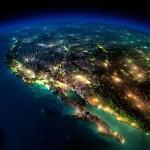 17   Северная Америка Калифорнийский залив