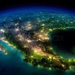 18   Северная Америка. Мексика