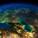 5   Кавказ и Каспийское море
