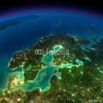 6   Европа. Скандинавия и Балтийское море