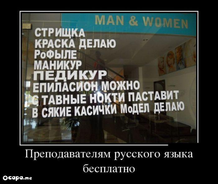 Преподавателям русского языка бесплатно