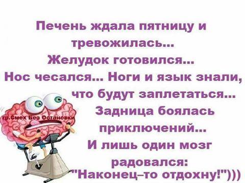 радость мозга