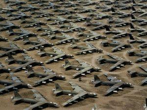 кладбище Б-52